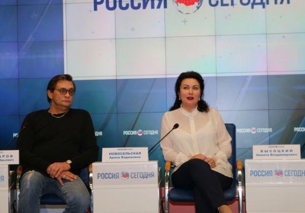 Арина Новосельская: Всероссийский гастрольный тур спектакля «Дороги Высоцкого» начнется в Крыму