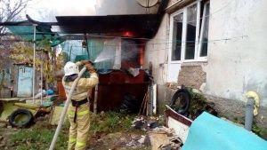 В крымском селе едва не взорвался жилой дом