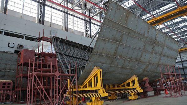 Рогозин проинформировал о восстановлении вКрыму производства судов наподводных крыльях