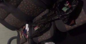Появилось видео обыска у задержанных меджлисовцев