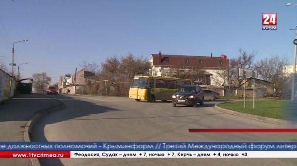 Кольцо рядом с гостиницей «Спортивная» в Симферополе: как проехать, чтобы не оштрафовали?