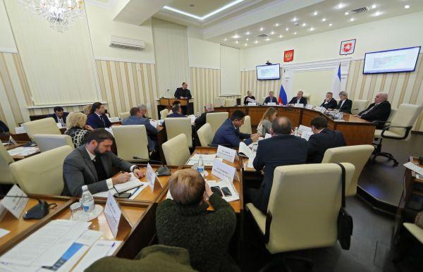 Сергей Кононов принял участие в очередном заседании VI Архитектурно – градостроительного совета Республики Крым