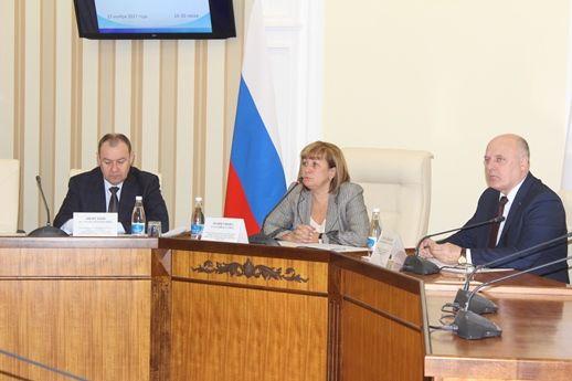 Леонид Михалевский принял участие в заседании Межведомственной комиссии по охране труда при Совете министров Республики Крым