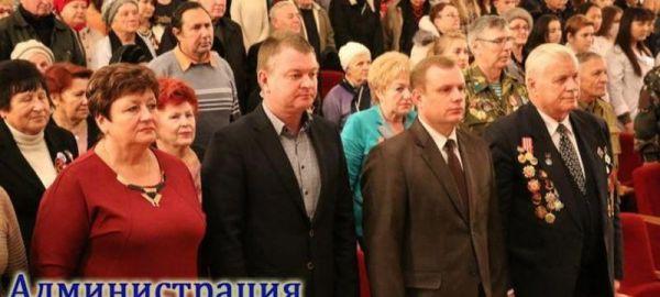 В КЕРЧИ ПРОШЕЛ ПЕРВЫЙ СЛЕТ МОЛОДЕЖИ ПОД ДЕВИЗОМ «РАСТИМ ПАТРИОТОВ РОССИИ»