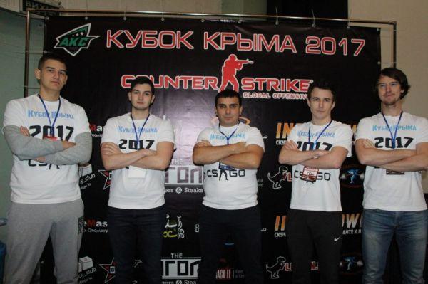 В команде лучших кибер-спортсменов Крыма – евпаториец