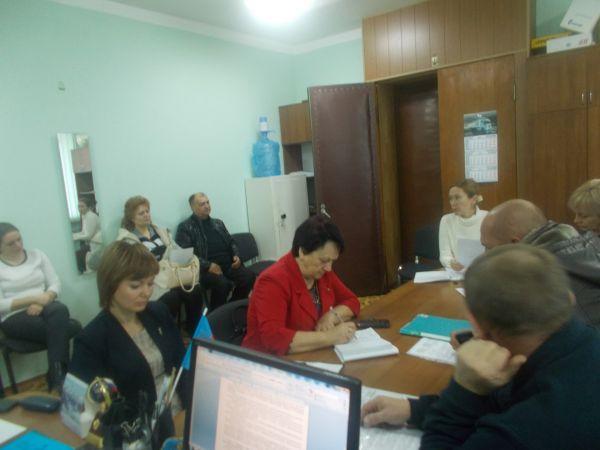 В Красноперекопском районе прошли заседания постоянных депутатских комиссий по мандатам, регламенту, вопросам местного самоуправления, законности и правопорядку