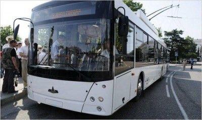 Получи ответ: как поменяется стоимость проезда вгородских троллейбусах Крыма