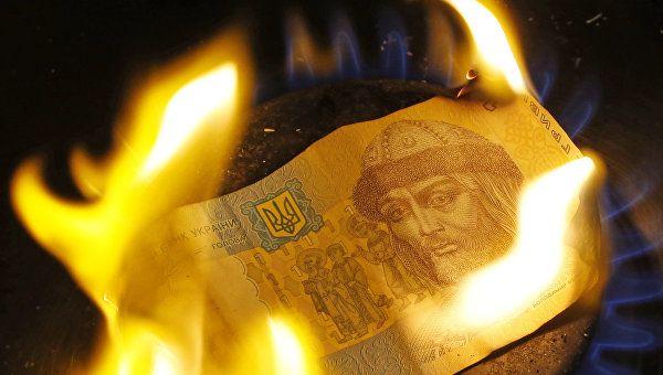 За «развод» сРоссией Украина уже заплатила 15 млрд долларов