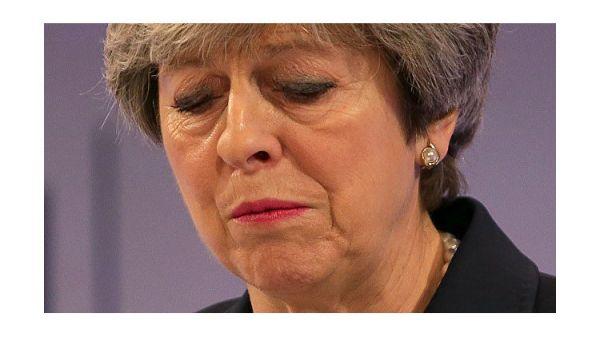 СМИ сообщили о предотвращении покушения на британского премьера Терезу Мэй