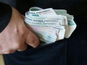 Подрядчик в Симферополе присвоил себе 200 тысяч