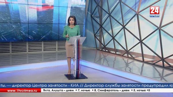 С. Аксёнов эксклюзивно для «Крым 24»: «Кроме руководителя УФАС Вячеслава Токарева, задержаны ещё несколько должностных лиц»