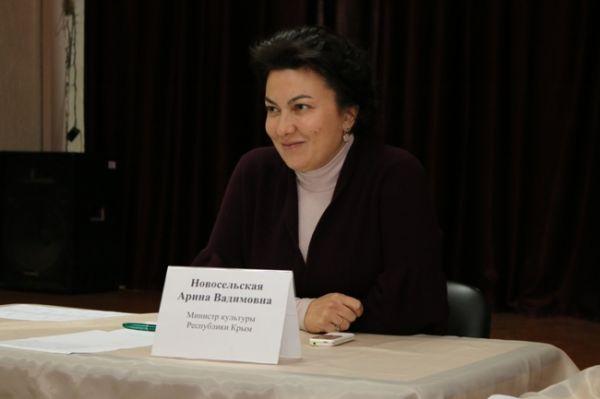 Арина Новосельская провела выездной приём граждан в Алуште