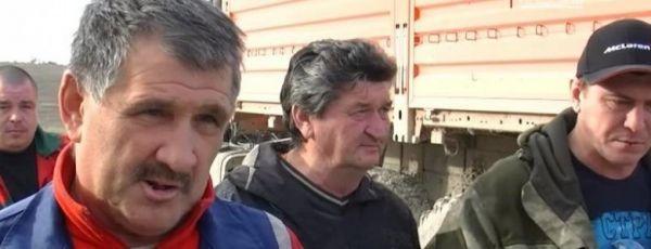 В Крыму бастуют строители газопровода Керчь-Симферополь-Севастополь