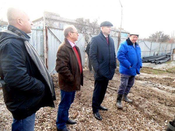 На строительной площадке объекта ФЦП состоялось очередное совещание Координационного районного штаба