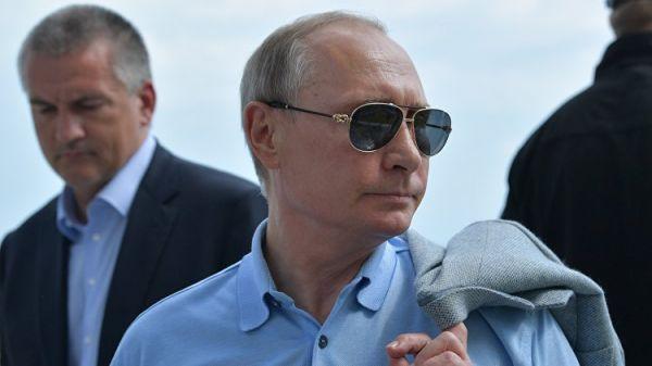 Путин снова баллотируется в президенты: реакция крымчан