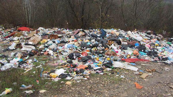 ВОНФ поведали , вкаких городах Ростовской области больше свалок
