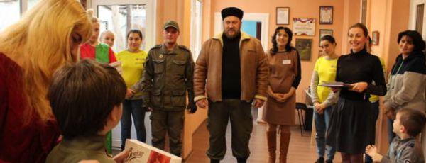 В Ялтинском Реабилитационном центре отметили День именинника