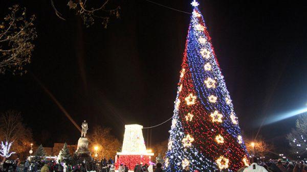 На Новый год центр Севастополя погрузится в атмосферу XIX века
