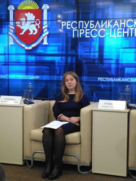 Проектные работы по пяти объектам ФЦП в Крыму завершены - Елизавета Кожичева