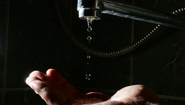В пятницу жители двух поселков в Крыму останутся без воды