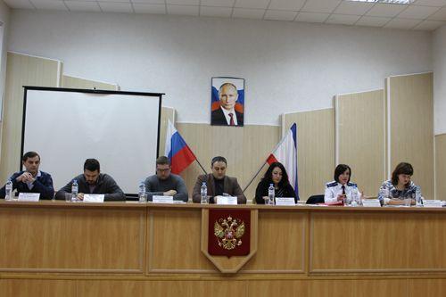 В администрации состоялось расширенное заседание Координационного совета по развитию предпринимательства