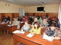 Состоялся учебный семинар с руководителями структурных подразделений администрации Джанкойского района