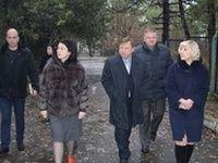 Игорь Лукашев продолжает знакомиться с ситуацией в образовательных учреждениях города