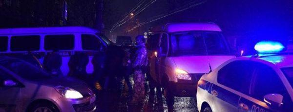 Как задерживали похитителей бизнесмена в Симферополе