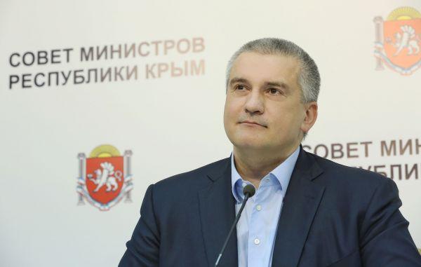 Аксенов принял отставку министра финансового развития Крыма