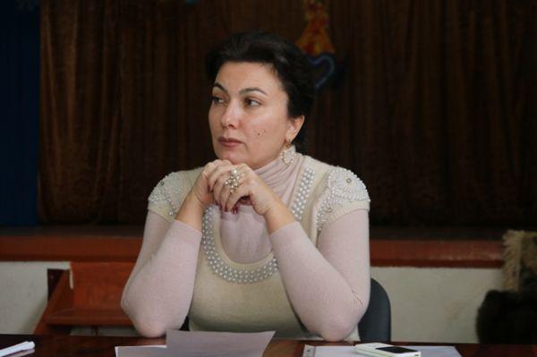 Арина Новосельская провела выездной приём граждан в Красногвардейском районе
