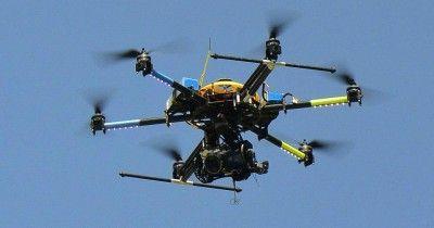 Крымчанина оштрафовали за запуск дрона у военного забора