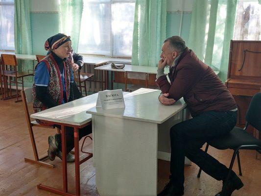 Глава Минпрома Крыма провел выездной прием граждан в Красногвардейском районе