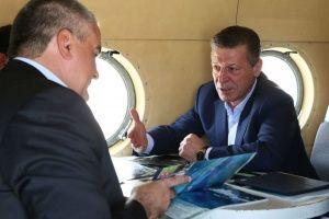 Козак снова едет в Крым спрашивать с Аксенова