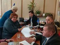 Ольга Игошина провела выездной прием граждан в Восходненском сельском поселении