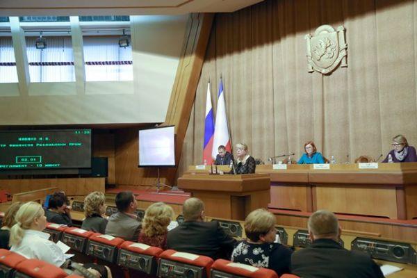 Ирина Кивико рекомендовала муниципалитетам Крыма перенять положительный опыт своих коллег из Красноперкопска, Симферополя и Керчи