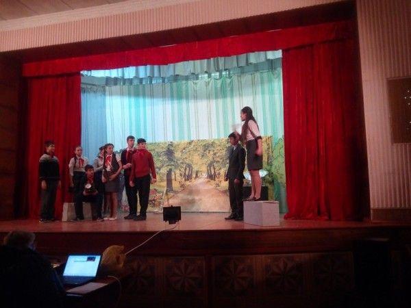 Минкульт РК провел в Нижнегорском и Симферопольском районе аттестацию самодеятельных коллективов