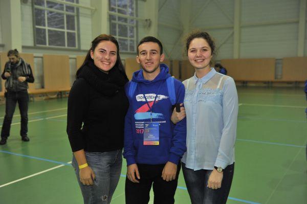 Крымчане приняли участие во Всероссийском патриотическом межнациональном форуме молодежи