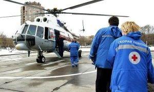 Врачей Крыма на ДТП будут возить частные вертолеты