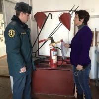 Безопасность новогодних праздников под контролем МЧС России