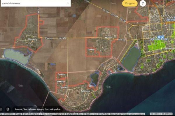 Станция спутникового контроля в Крыму начнёт работать 1 января 2018 года