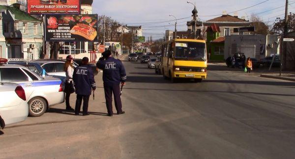 В крымской столице подведены итоги профилактического мероприятия «Пешеход! Пешеходный переход!»
