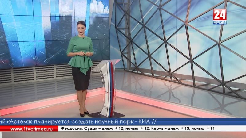 18 декабря с 18:00 до 19:00 в эфире программы «Открытая студия» на телеканалах «Крым 24», «Первый крымский», а также радиостанциях «Крым» и «Крым.Точка» обсудят вопросы водоснабжения и тарифов