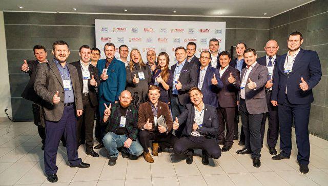 ВНижнем Новгороде иСамаре пройдёт окружной полуфинал Конкурса «Лидеры России»