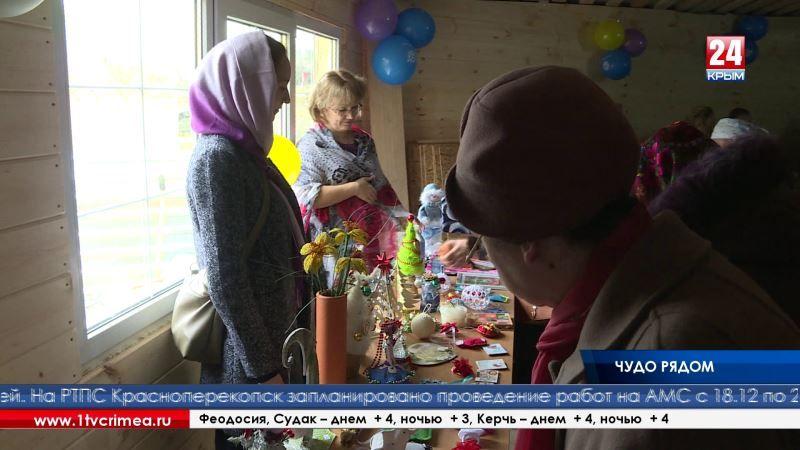 Дело милосердия: прихожане Свято-Екатерининского храма в Симферополе провели благотворительную ярмарку