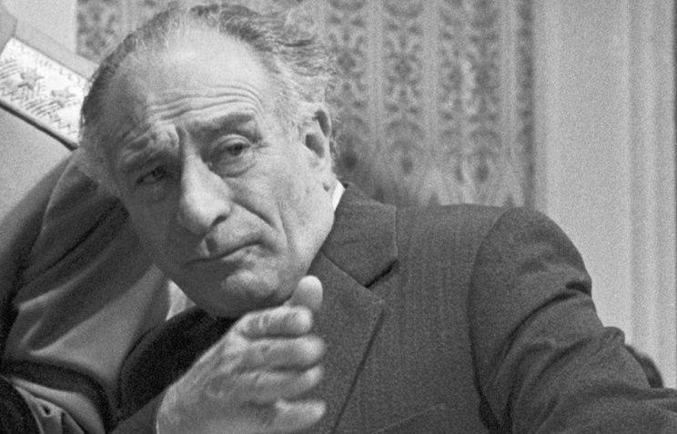В столицеРФ планируют увековечить память кинорежиссера Георгия Натансона