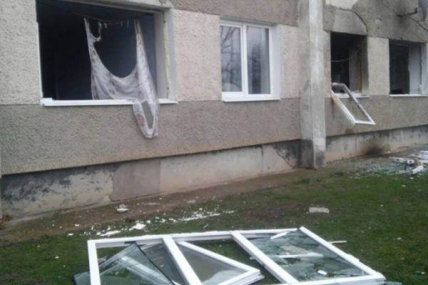 В Крыму взорвалось здание: есть пострадавшие