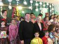 Коллектив Минимущества поздравил учеников керченской школы-интерната с Днем Святого Николая
