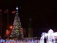22 декабря состоится открытие главной городской ёлки