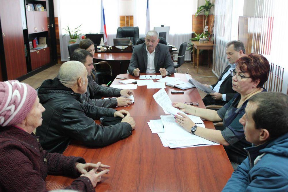 Состоялось совещание по поручению заместителя Председателя Совета министров Республики Крым - руководителя Аппарата Совета министров Республики Крым Ларисы Опанасюк