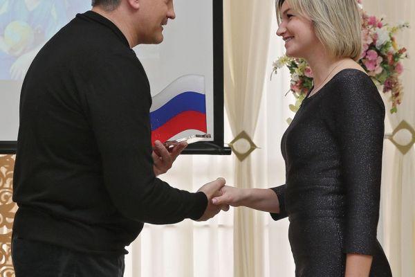 Титулованные крымские спортсмены собрались на «Балу чемпионов»